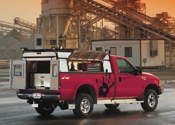Leer Shells Truck Accessories