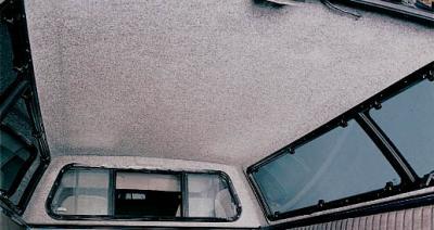 Interior Carpet Headliner Mobile Living Truck And Suv