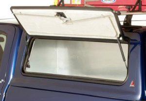 Solid Fiberglass Side Doors