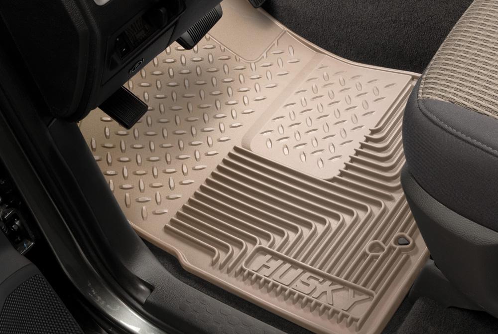 Huskyliners Heavy Duty Floor Mats – Mobile Living | Truck ...