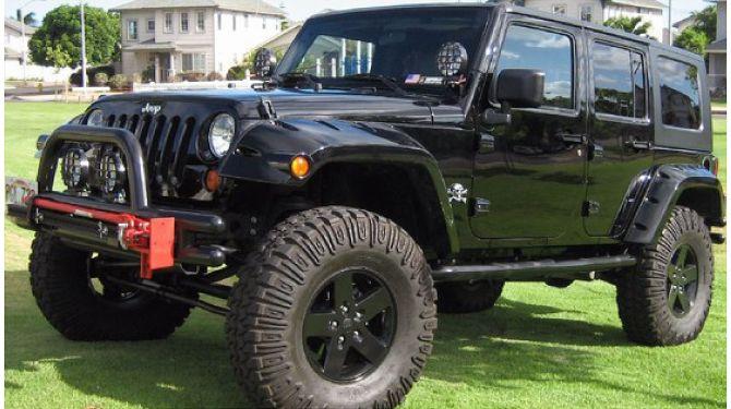 Bushwacker Pocket Fender Flares For Jeeps Mobile
