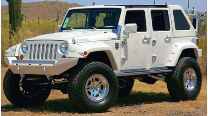 Bushwacker Pocket Fender Flares For Jeeps Mobile Living Truck And Suv Accessories
