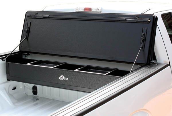 Bakflip G2 Folding Tonneau Cover Mobile Living Truck
