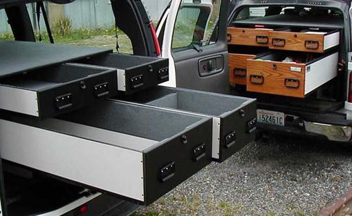 Truck Vaults