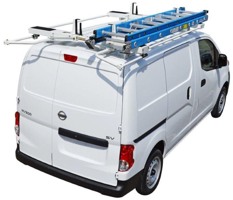 Kargomaster Ez Lo Down Ladder Rack Mobile Living Truck